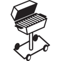 Icon of BBQ